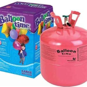 Gas Helios Baloon Time