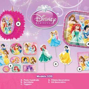 Princesas de Disney 539